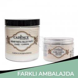 Cadence - Cadence Klasik Rölyef Pasta