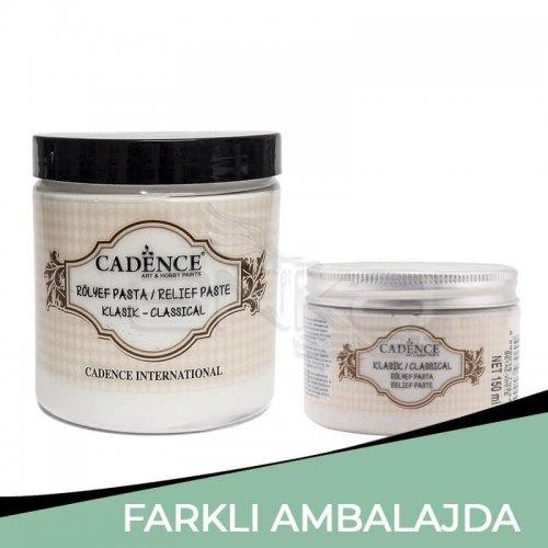 Cadence Klasik Rölyef Pasta