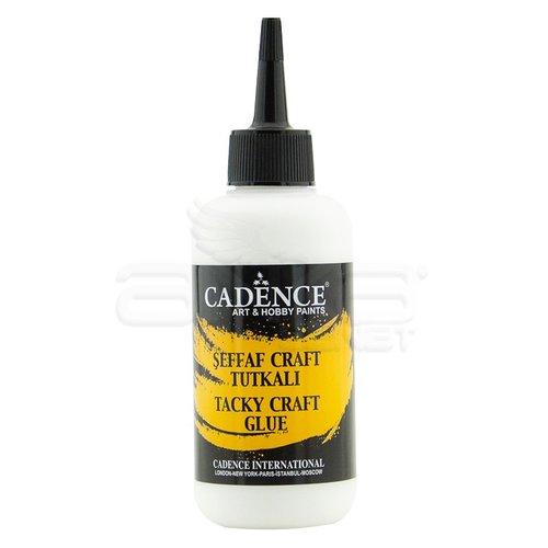 Cadence Şeffaf Craft Tutkalı 150ml
