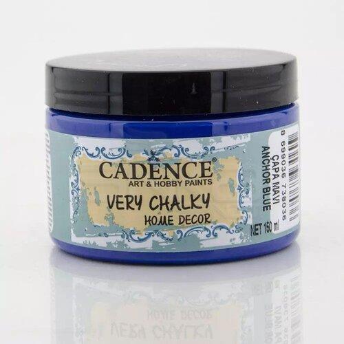 Cadence Very Chalky Home Decor 150ml 39 Çapa Mavi