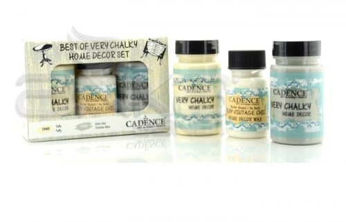 Cadence Very Chalky Home Dekor Set 3 (CH05-CH25)
