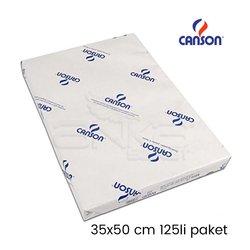 Canson - Canson 1557 Resim Kağıdı 35x50cm 200 gr 125 adet (1)