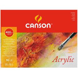 Canson - Canson Akrilik Boya Blok 400g 50 yaprak (1)