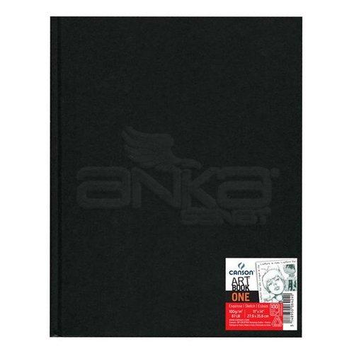 Canson Art Book One Ciltli Eskiz Defteri 100g 98 Yaprak