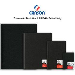 Canson - Canson Art Book One Ciltli Eskiz Defteri 100g 98 Yaprak