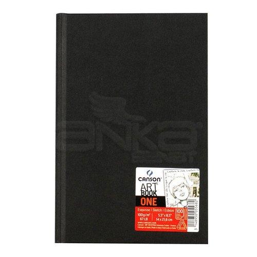 Canson Art Book One Ciltli Eskiz Defteri 100g