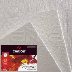 Canson - Canson Figueras Blok Canvas Grain 290g 10 Sayfa (1)