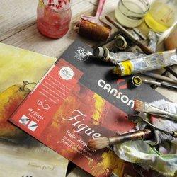 Canson - Canson Figueras Yağlı Boya Kağıdı Rulo 140x1000cm (1)