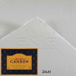 Canson - Canson LAquarelle Heritage Sulu Boya Blok 300g 12 Yaprak Cold Pressed (1)