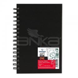 Canson One Art Book Çizim Defteri Spiralli 100g 80 Yaprak - Thumbnail