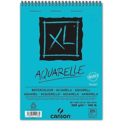 Canson XL Aquarelle Sulu Boya Blok 300g A5 20 Yaprak