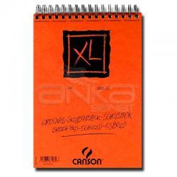 Canson - Canson XL Croquis Eskiz Defteri 90g 50 Yaprak Üstten Spiralli (1)