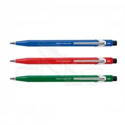 Caran dAche - Caran d`Ache 884 Metal Fix Pencil Versatil Kalem 2mm