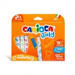 Carioca - Carioca Baby Valorous Markers 12 Renk 42814