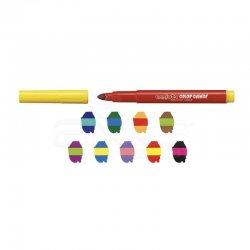 Carioca - Carioca Magic Renk Değiştiren Sihirli Keçeli Kalem 9+1 Renk 42737 (1)