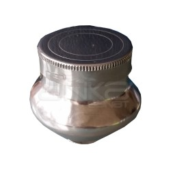 Anka Art - Yağdanlık Çelik Kapaklı Tekli (1)