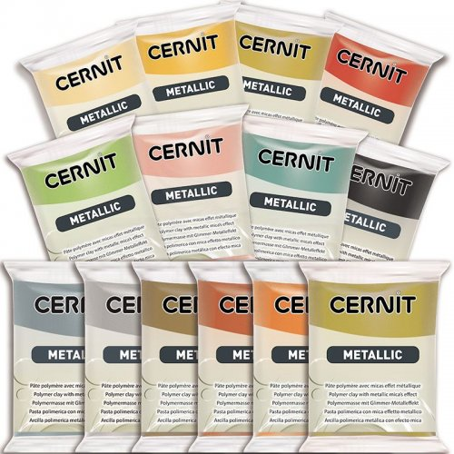Cernit Metallic Polimer Kil 56g