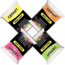 Cernit - Cernit Neon Light (Fosforlu) Polimer Kil 56g