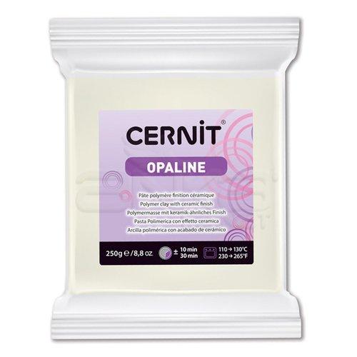 Cernit Opaline Polimer Kil 250g 010 White
