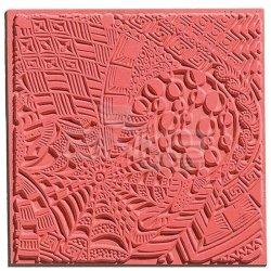 Cernit - Cernit Silikon Desen Kalıbı 9x9cm Dreams 95009