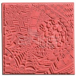 Cernit Silikon Desen Kalıbı 9x9cm Dreams 95009 - Thumbnail