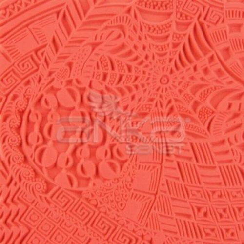 Cernit Silikon Desen Kalıbı 9x9cm Dreams 95009