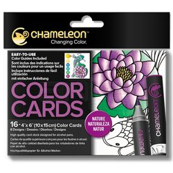 Chameleon - Chameleon Color Cards Nature 10x15 cm