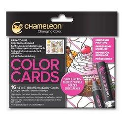 Chameleon - Chameleon Color Cards Sweet Treats 10x15 cm
