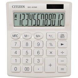 Anka Art - Citizen Hesap Hakinesi Beyaz SDC-812NR (1)