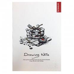 Anka Art - Çizim Defteri Drawing Note A4 Kod:1909 (1)