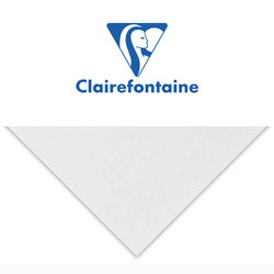 Clairefontaine - Clairefontaine Fleur De Coton Baskı Gravür Kağıdı 10 lu Tabaka 300g 56x76cm 10lu (1)
