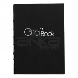 Clairefontaine Graf Book 360 Çizim Defteri 100 Yaprak 100g - Thumbnail