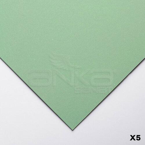 Clairefontaine Pastelmat Pastel Kağıdı 50x70cm 360g 5li Paket Light Green