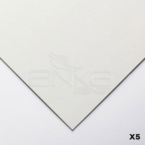 Clairefontaine Pastelmat Pastel Kağıdı 50x70cm 360g 5li Paket Light Grey