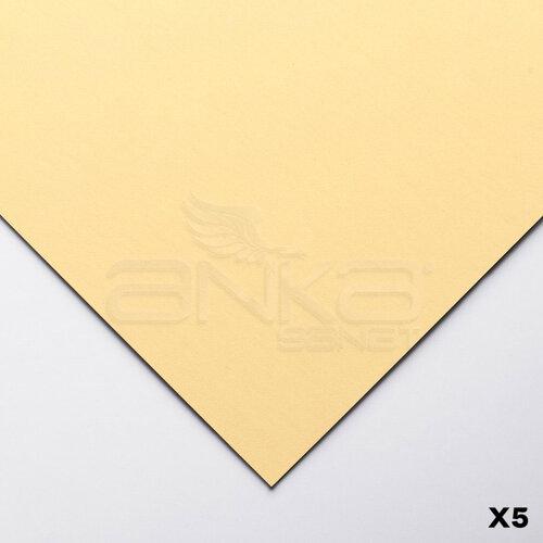 Clairefontaine Pastelmat Pastel Kağıdı 50x70cm 360g 5li Paket Maize