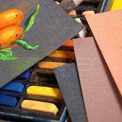 Clairefontaine - Clairefontaine Pastelmat Pastel Kağıdı 50x70cm 360g 5li Paket (1)