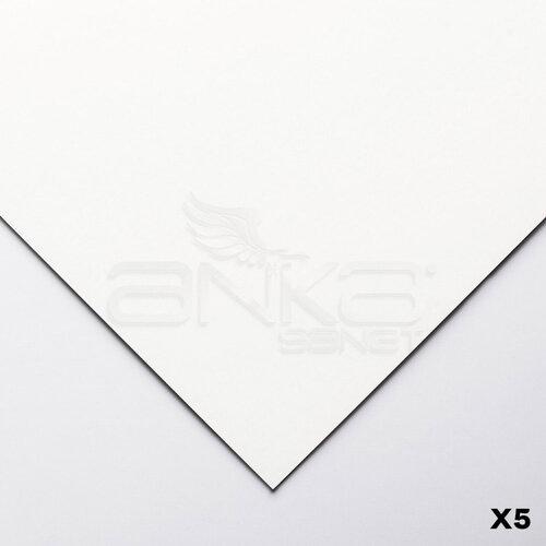 Clairefontaine Pastelmat Pastel Kağıdı 50x70cm 360g 5li Paket White