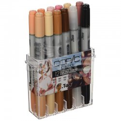 Copic Ciao Marker 12li Set Skin Tones - Thumbnail