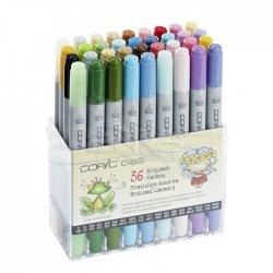 Copic Ciao Marker 36lı Set Brilliant Colors - Thumbnail