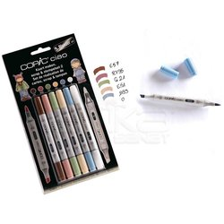 Copic - Copic Ciao Marker 5+1 Set Scrapbooking 2 (1)