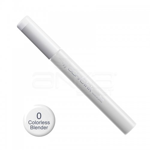Copic İnk Refill 12ml 0 Colorless Blender