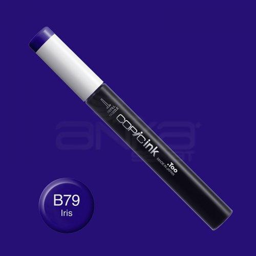 Copic İnk Refill 12ml B79 Iris