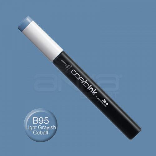 Copic İnk Refill 12ml B95 Light Grayish Cobalt