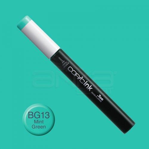 Copic İnk Refill 12ml BG13 Mint Green