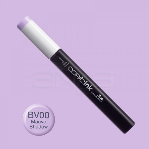 Copic İnk Refill 12ml BV00 Mauve Shadow