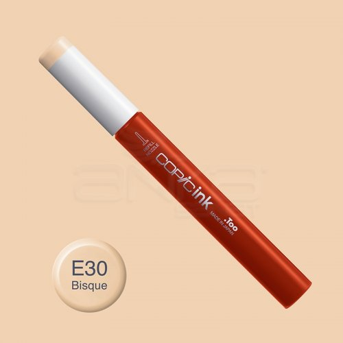Copic İnk Refill 12ml E30 Bisque