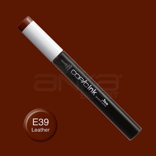 Copic İnk Refill 12ml E39 Leather