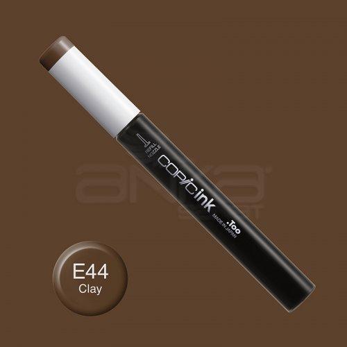 Copic İnk Refill 12ml E44 Clay