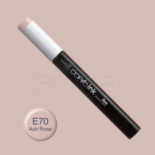 Copic İnk Refill 12ml E70 Ash Rose