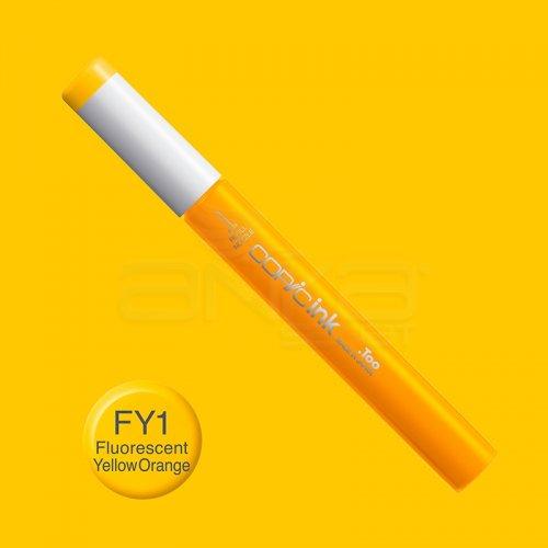Copic İnk Refill 12ml FY1 Fluorescent Yellow Orange